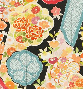 京友禅作家、山崎良平氏のネット宅配振袖レンタルをご紹介しています。購入すれば帯も含めて全てで100万円は超える・・・とても味わい深いお着物で、成人式振袖レンタル価格では20万かからず、プロのコーディネートによる帯の含めたフルセットレンタルです