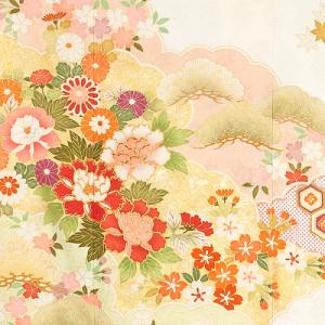 吉澤友禅振袖レンタル0009L-400裾吉澤友禅,振袖レンタル,安い,相場,成人式,結婚式,貸衣装,着付け,美容室