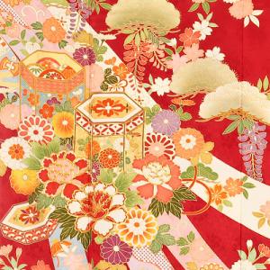 吉澤友禅振袖レンタル0018M裾。吉澤友禅,振袖レンタル,安い,相場,成人式,結婚式,貸衣装,着付け,美容室
